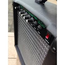 Amplificador Para Guitarras E Violões Da Moug Modelo Gs 20
