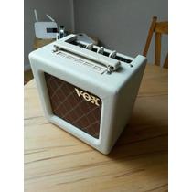 Vox Ac4 Tv Mini Amplificador Valvulado Estudo Trocas