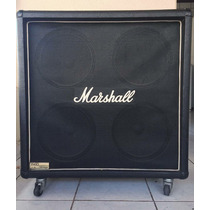 Caixa Marshall 4x12 - Made In England (desconto De R$ 500!!)