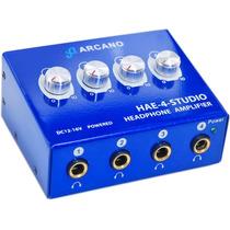 Sjuro Amplificador De Fones Hae-4-studio Alta Qualidade