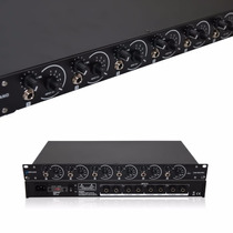 Sjf Arcano Amplificador De Fones Hae-600-pro Para 6 Fones