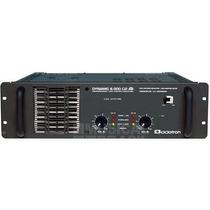 Potencia / Amplificador Ciclotron Dynamic 8000 2ab - 2000w R