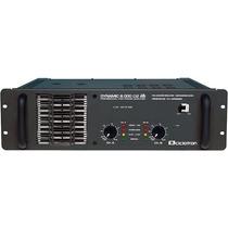 Amplificador Potência Profi. Ciclotron Dynamic 8000 2h Ab
