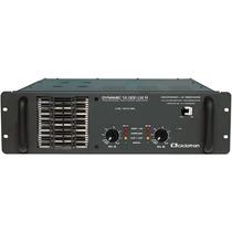 Amplificador De Potência Ciclotron Dynamic 12000 3.000 Watts