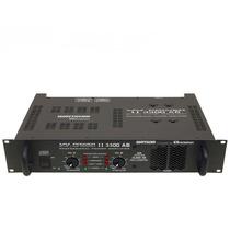 Amplificador D Potência Power Ll 2 Canais 4 Ohms 825w 3300ab