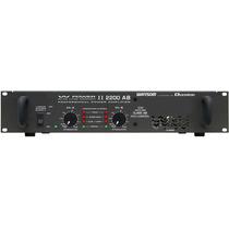 Amplificador Potência Prof. Ciclotron W Power I I 2200 Ab