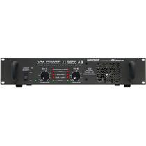 Amplificador Profissional Wattsom W Power Ll 2200 Ciclotron