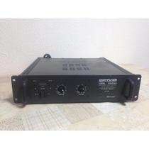Potencia Wattsom Dbl 1500 Amplificador Profissional