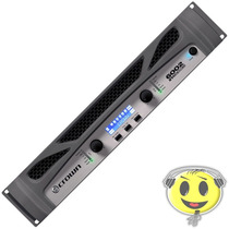 Amplificador Potência Crown Xti 6002 6000w Rms O F E R T A