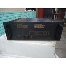 Amplificador Cynus Pa-2800
