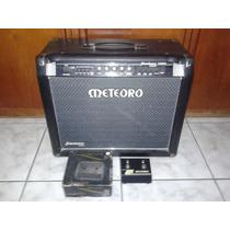 Cubo De Guitarra Simulator Chorus 100w Com Footswitch
