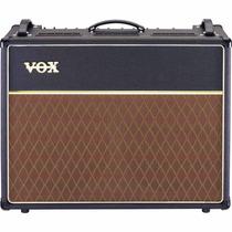 Amplificador Guitarra Vox Ac30c2x 30 Watts Ñ Marshall
