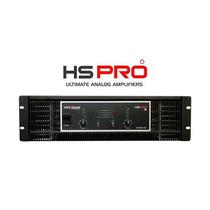 Amplificador De Potência Hotsound Hs Pro 8