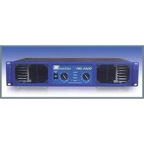 Amplificador De Potência Machine Psl 4400