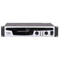 Amplificador Potencia Crest Audio Cc2800 965w P/canal 4ohms