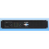 Amplificador De Potencia Meaaudio A650 Promoção Frete Gratis