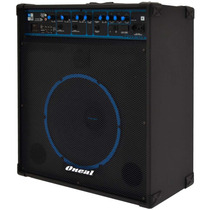 Caixa Amplificada Multi-uso Oneal Ocm-590-bluetooth, 80w Rms