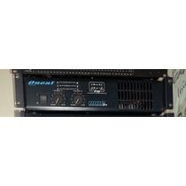Amplificador De Potencia Oneal 1000 Pro