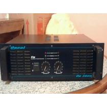 Amplificador Op 5000 Oneal Potencia Profissional Op 5000