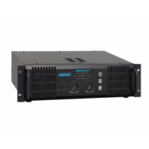 Amplificador Oneal Op-3500 Potencia 700w Rms 4r 2ch (bivolt)