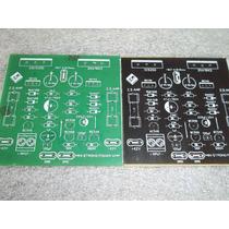 Placa Para Montar Amplificador 100w