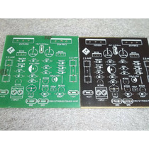 10 Placas Para Montar Amplificador 100w