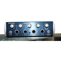 Amplificador Para Headphone Presonus Hp-4 Com 4 Canais