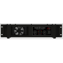 Amplificador De Potência Audio Leader Al1.5 1.500 Watts Rms
