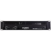Crest Audio Cpx 2600 Amplificador Potência 220 Frete Grátis