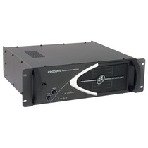 Amplificador Potência Ll Audio Pro3000 750w Rms Frete Grátis