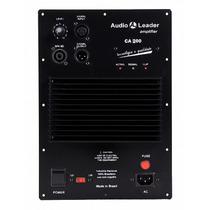 Amplificador Audio Leader Ca 200 Ativador Para Caixa De Som