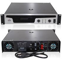 Arcano Potencia Amplificador Arc-paw-3 1800 Watts Reais Rms