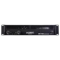 Frete Grátis Crest Audio Cpx 1500 Amplificador Potência 150