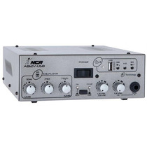 Amplificador Compacto Nca Ab12v Usb Com 50 Watts Som Carro