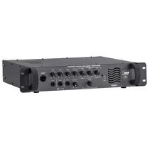 Amplificador De Potência Com Mixer Embutido Nca Pwm1000 250w