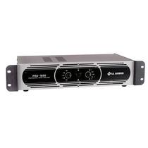 Amplificador De Potência Ll Pro 1600 Com 400 Watts Rms