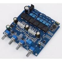 Caixa De Som - Placa Digital - 200w Rms - Bluetooth