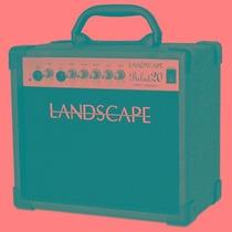 Ritmus : Landscape Bld20 Balad20 : Cubo Violão E Microfone
