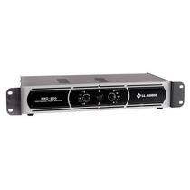 Amplificador Ou Potência Ll Pro 600
