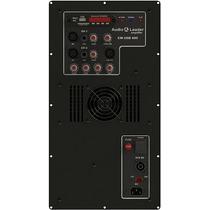 Amplificador Audio Leader Ativador P/ Caixa De Som Cmusb 600