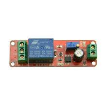 Ajustável Módulo Interruptor Do Temporizador Com Relé De