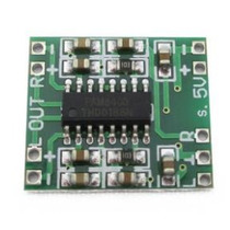 Placa Impulsionador Digital 10pcs 3w Dc 5v Classe D2 * Usb