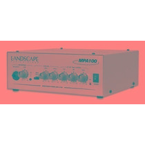 Ritmus : Landscape Mpa100 Mono Amplifier : Microf Dvd Mp3