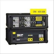 Oferta ! Skp Crx-825 Cabeçote 8 Canais