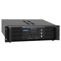 Amplificador De Som Op-5500, 500 Wrms Por Canal Em 4 Ohms,