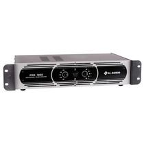Amplif. Potência Profissional L L Pro 1200 300w Rms F Grátis