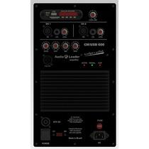 Amplificador Audio Leader Ativador Caixa De Som Cmusb 600