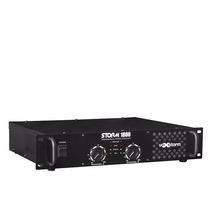 Amplificador Potência Voxstorm 1800 220 W Rms Profissional