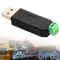5pcs Usb-485 Usb Para Rs485 Conversor Adaptador Janela 7 8 X