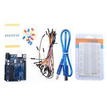 Uno R3 Development Board Starter Kit Kit Básico Para Arduin